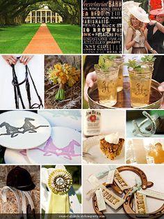 savvy deets bridal a wedding blog wedding inspiration kentucky derby style derby