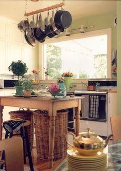 #small kitchen island