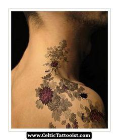 Celtic Vine Tattoos For Men 05 - http://celtictattooist.com/celtic-vine-tattoos-for-men-05/
