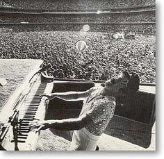 Sweet!  Elton John.