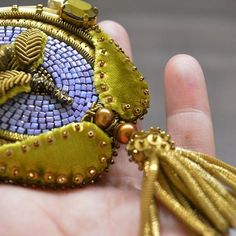 ..PICCOLI GIOIELLI.. handembroidery marianti jewelry
