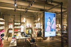 Revisión Interior: Benetton Nuevo Concepto de Tienda
