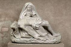 Pietà (fin del 15e sègle, Musèu dels Agustins, Tolosa)