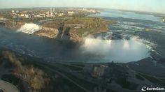 Niagara Falls : Live -  EarthCam