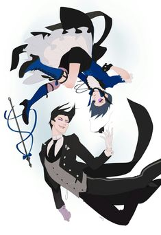 Kuroshitsuji / Sebastian / Ciel