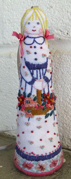 Scissor Girl Doll