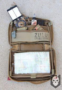 Zulu Nylon Gear Mega Admin Pouch 07