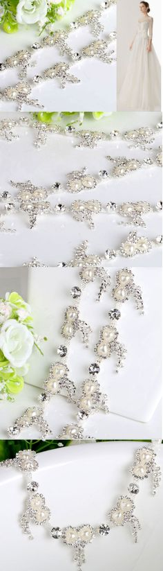 #claw chain rhinestone #flower crowns  #bohemian weddings  #wedding inspiration…
