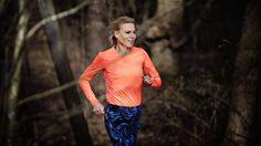 Kirsi Valasti huomasi munasarjasyövän oireet ensimmäiseksi juostessaan. Tietoinen liikunta voi auttaa tunnistamaan, miltä omassa itsessä kuuluu tuntua.