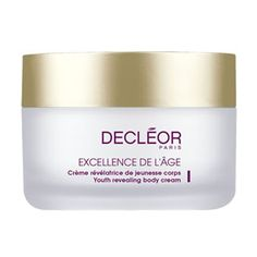 #Decleor Youth Revealing Body Cream 200ml is an anti-ageing moisturiser that helps tone, repair and nourish the body.