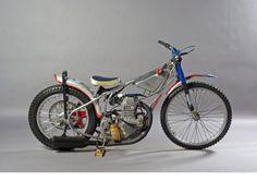 c.1986 Jawa Type 896/897 Speedway Racing Motorcycle