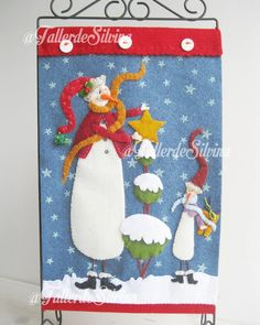 Craft Art, Reno, Felt Crafts, Happy Holidays, Christmas Stockings, Homemade, Quilts, Holiday Decor, Diy Fashion