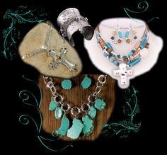 Image detail for -western rodeo cowgirl jewelry
