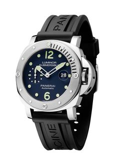 Panerai Launches E-Commerce with Limited-Edition Luminor Submersible