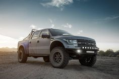 "Ford SVT Shelby ""Stealth"" Raptor F-150 Truck"