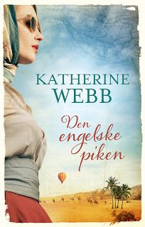 """ Born to be a reader"": Den engelske piken av Katherine Webb"