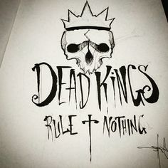 Dead Kings - Shawn Coss