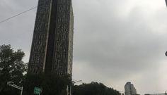 edificio reconstruido tlatelolco 19 septiembre 1985