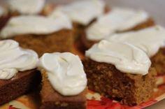 Pumpkin Bar Cookie Recipe