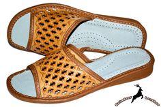 Abele Soft Supreme Leather Slipper