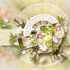 Play with Templates by Jasmin-Olya Designs LO made from Play With Templates Kit Time to Romance by Jasmin-Olya Designs photo Irina Nedyalko use with. Absolutely Stunning, Poppies, Congratulations, Floral Wreath, Romance, Shapes, Templates, Gallery, Scrapbooking