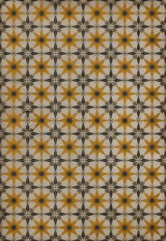 Floor Cloth, Floor Rugs, Shades Of Gold, Rugs Usa, Contemporary Rugs, Tile Patterns, Graphic Patterns, Vinyl Flooring, Warm Colors