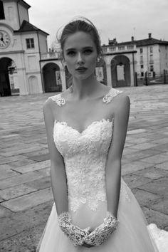 Wedding Dress Nicole - Collection ALESSANDRARINAUDO TIZIANA ARAB16629 2016