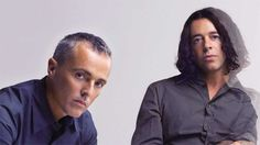 (L to R) Curt Smith and Roland Orzabal