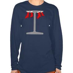 I-Beam Stockings T Shirt, Hoodie Sweatshirt