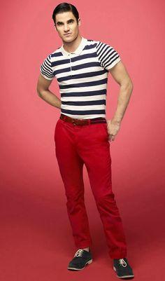 Blaine Anderson Season 5