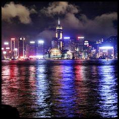 Hong Kong in RG