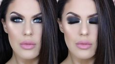 SMOKEY EYES FOR BEGINNERS   HOW TO BLEND PERFECTLY EVERY TIME!!!