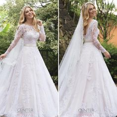 Hijab Wedding Dresses, Rustic Wedding Dresses, Wedding Dress Sleeves, Dream Wedding Dresses, Bridal Dresses, Christian Wedding Gowns, Weeding Dress, Wedding Costumes, Wedding Prep