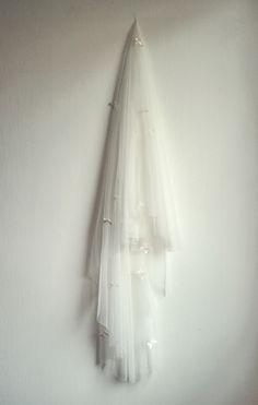 Wild Spirit Lovers introduce Venus Veil - a customized mantilla drop bridal wedding veil decorated with bows for bohemian, boho and vintage brides Drop Veil, Wild Spirit, Satin Bows, Wedding Veils, Beautiful Soul, Dress Backs, Venus, Brides, Contrast