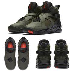 "http://SneakersCartel.com Cop or Drop?  Air Jordan 8 ""Sequoia""  Release Date:... #sneakers #shoes #kicks #jordan #lebron #nba #nike #adidas #reebok #airjordan #sneakerhead #fashion #sneakerscartel"