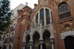 Una de las iglesias escondidas de Malasaña