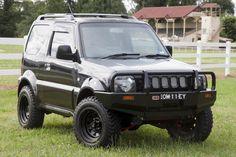 Suzuki Jimny Off Road, Jimny Suzuki, Jimny 4x4, Jimny Sierra, Cars And Motorcycles, Offroad, Dream Cars, Samurai, Jeep