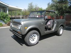 ▒ 1970 international scout 800 ▒