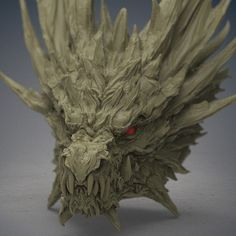 Monster Hunter Art, Monster Art, Dragon Face, Fire Dragon, Feathered Dragon, Dragon Project, Dragon Sketch, Fantasy Beasts, Beautiful Dragon