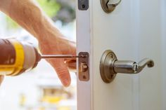 """Go online and you can find """"affordable handyman near me"""" in Serangoon very quickly. Do you require the services of a quick handyman in Hougang, Tampines, Bedok and Geylang? Bilbao, Valencia, Interior Door Knobs, Automotive Locksmith, Digital Lock, Emergency Locksmith, Modern Sliding Doors, Locksmith Services, Door Handles"""