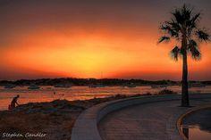Sunset At Sancti Petri #1 by Light+Shade [ spcandler.zenfoli... ], via Flickr