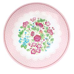 Greengate plate Ivy Pink € 6.50