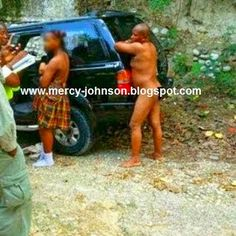 ECHOES: Benue State Business Man Caught Doing A Female Sec...