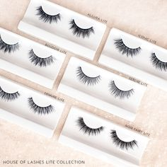 With Spring here, you're going to want to try our #LiteCollection Our thin band will make you forget you are even wearing falsies! #houseoflashes #lashgamestrong #lashfocus #motd #litecollection #makeuplooks #lashes