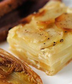 Potato dauphinoise is believed to originate from the Dauphiné region of France. Josh Eggleton's potato dauphinoise recipe is relatively straightforward but does involve leaving the dauphinoise to press overnight, so plan well ahead. You can serve dauphinoise with a range of meats, or just enjoy with a simple salad.