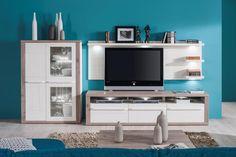 Obývačka SPA vo vyhotovení Pino Aurelio / Dub Nelson