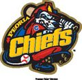 Peoria Chiefs- our baseball team.   Always a great time at the game in a beautiful stadium in the heart of downtown Peoria.