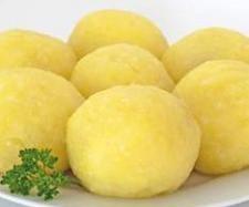 Rezept René s Kartoffelknödel von Regionalrekord Rene - Rezept der Kategorie Beilagen