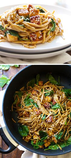 Black Pepper Stir Fried Noodles   Healthy Stir Fry Recipes   Quick and Easy Dinner Recipes for Family   Click for Recipes