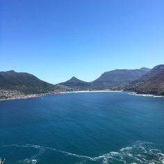 La route pour nous rendre au Cap de Bonne Espérance est à couper le souffle  #SouthAfrica #ailleursisbetter #honeymoon